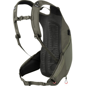 Shimano Rokko II Backpack 16 L Olive Green